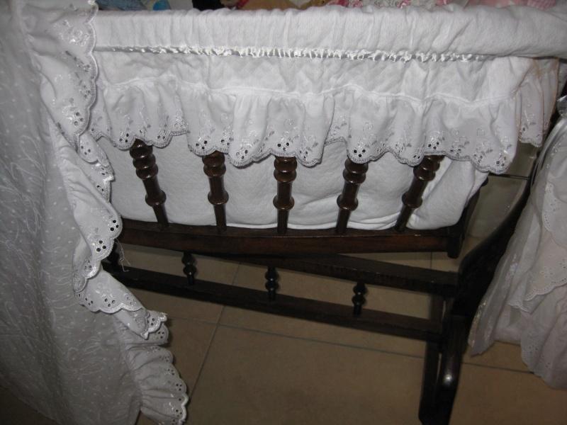 Acheter habillage berceau ancien for Acheter miroir ancien