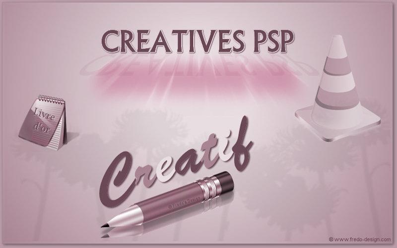 Creatives Psp
