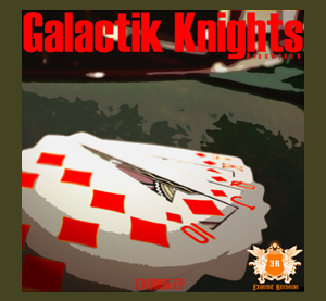 Galactik Knights Blackjack