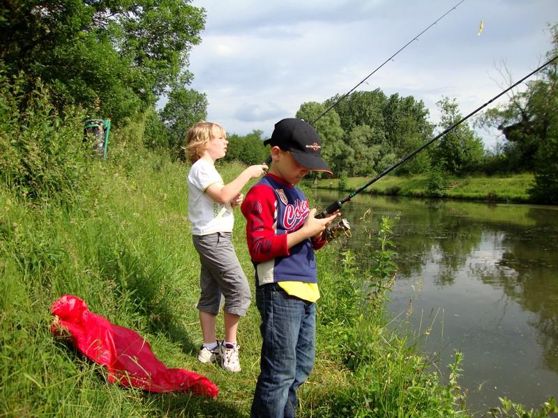 Les sondes acoustiques dété pour la pêche du bord