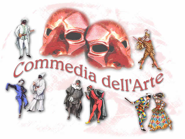 commedia dell arte and moliere essay Essays and criticism on commedia dell'arte - criticism: influence in europe.