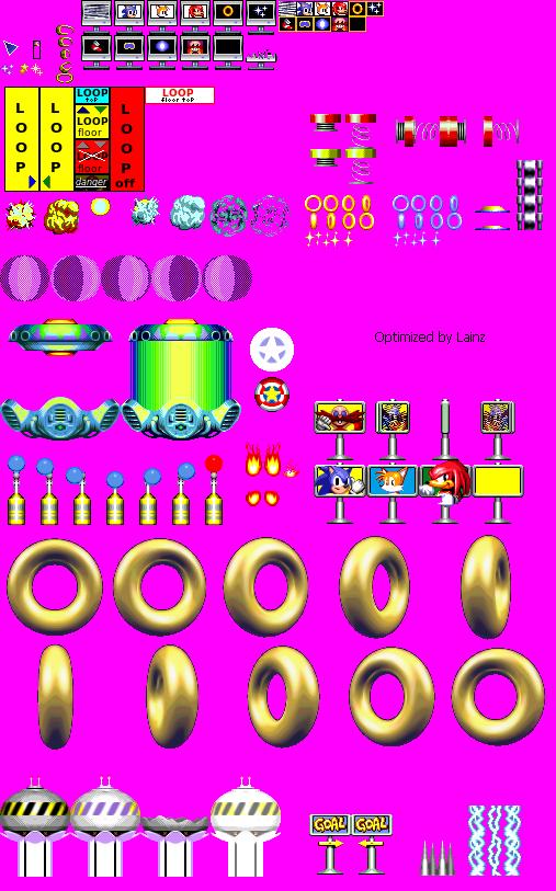 Sonic Ring System