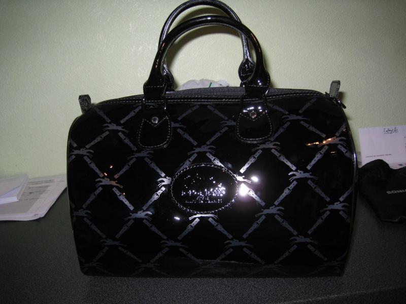 Longchamp Noir