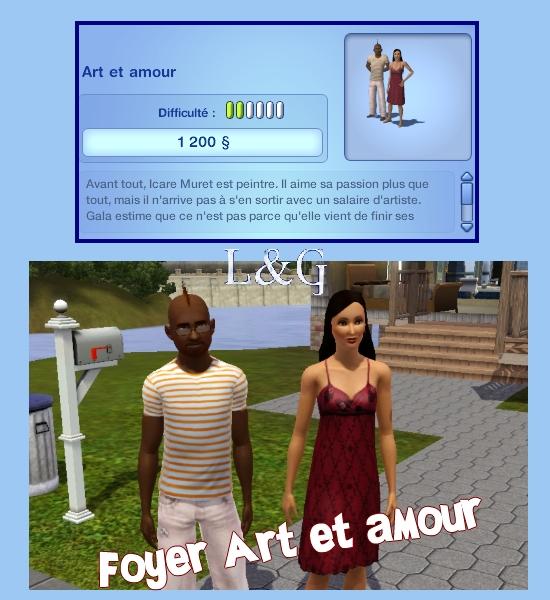 art et amour