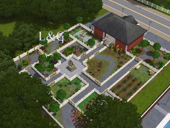 jardin communautaire