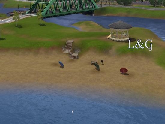 parc de la plage