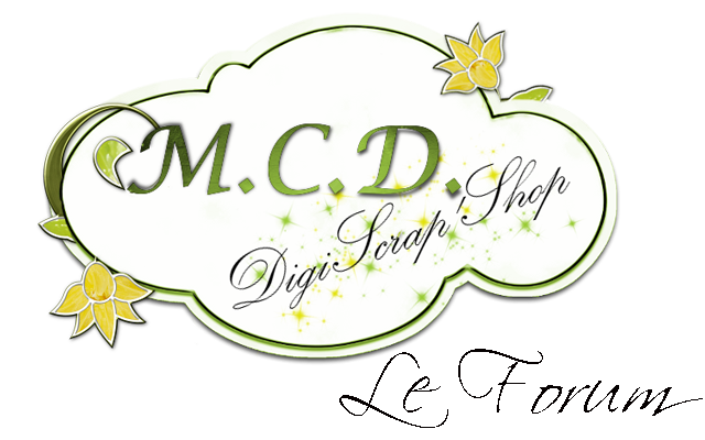 MCD-DigiScrap'Shop Le Forum