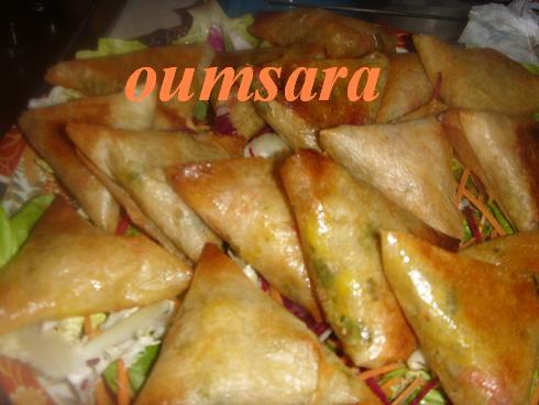 cuisine marocaine briouate
