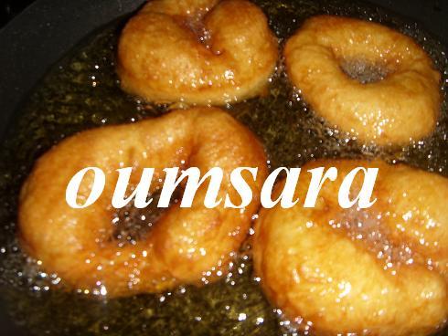 Beignets Marocains Sfenj  Cuisine Marocaine