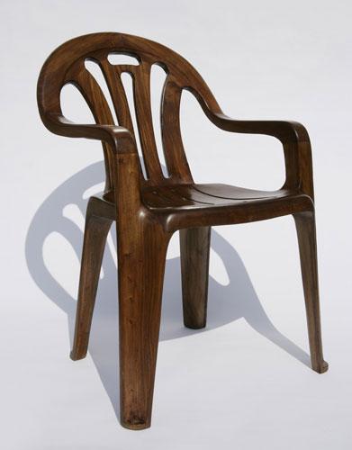 chaises ann es 60 ou 50. Black Bedroom Furniture Sets. Home Design Ideas