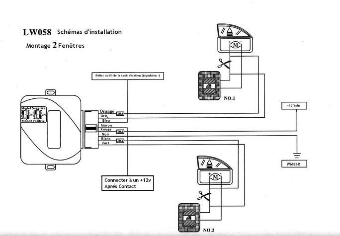 schema electrique e36
