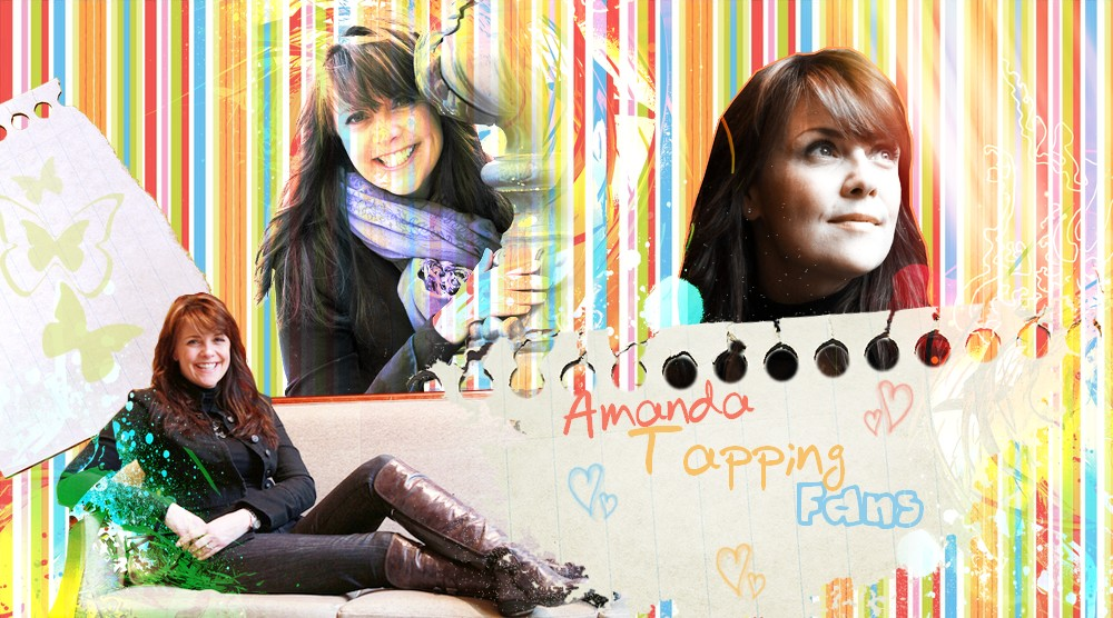 Amanda Tapping Fans