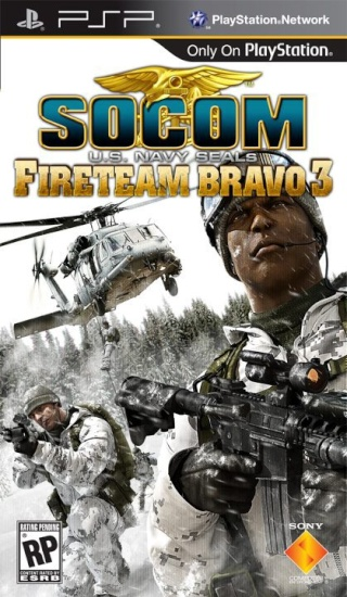 Socom Fireteam Bravo 3 [MULTI13   ESPAÑOL] [FULL] [UP]