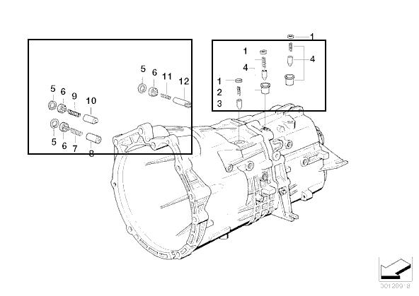 passage de vitesses difficile 330d phii 2002 bmw s rie 3 e46. Black Bedroom Furniture Sets. Home Design Ideas