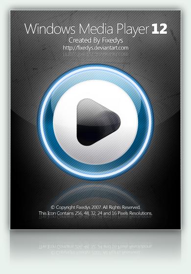 ������ Windows Media Player12 beta1 ������� ����