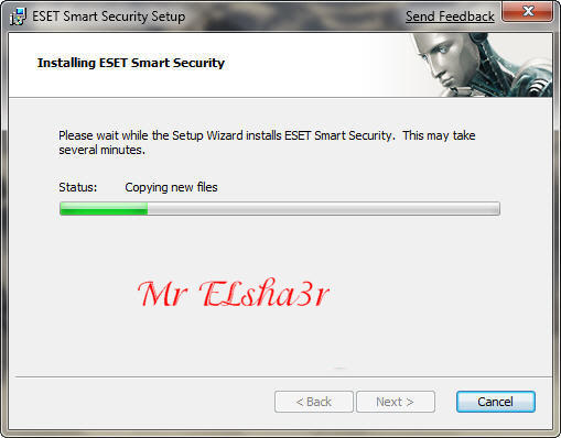 ���� ��������� ESET Smart Security Business Edition �� ������ ����� �������