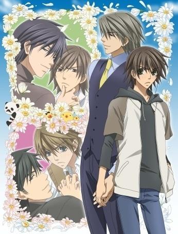 Junjou Romantica - Misaki et Usagi