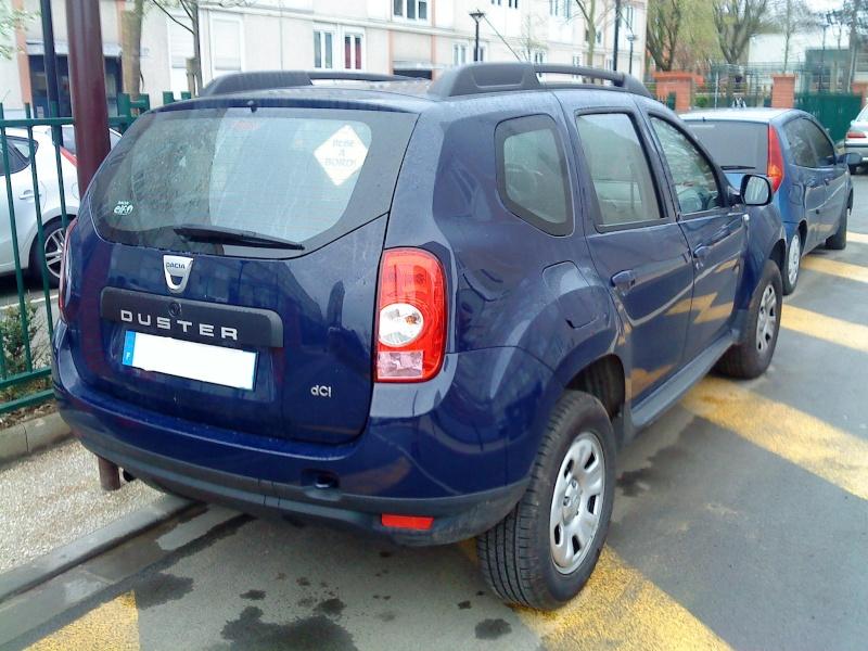 Couleur Dacia Duster : photos duster par couleur blanc glacier noir et autres page 4 duster dacia forum ~ Gottalentnigeria.com Avis de Voitures