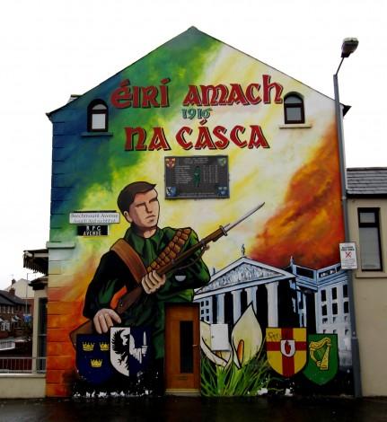 L 39 irlande du nord et ses murals for Mural irlande