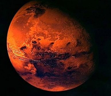 Planète Mars ( Macross )