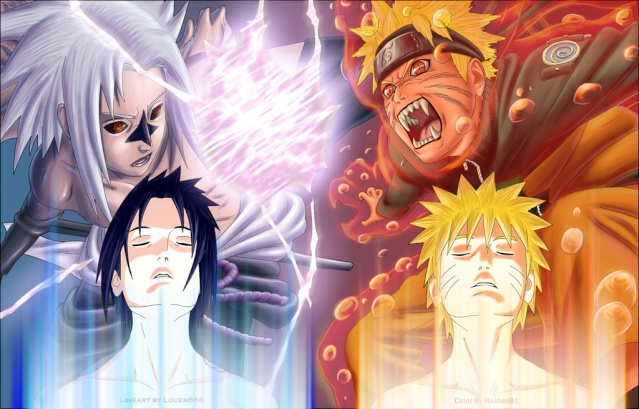 Naruto Ninja Power