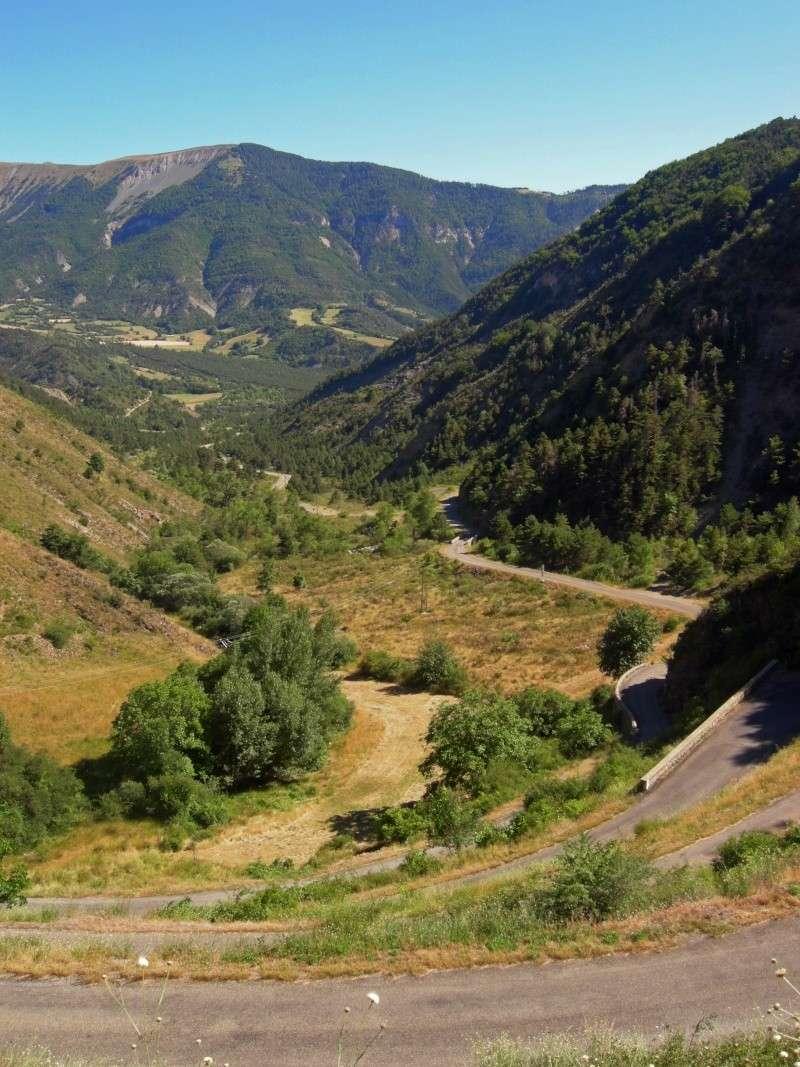 Les tourniquets route des alpes de haute provence france for Haute route des alpes