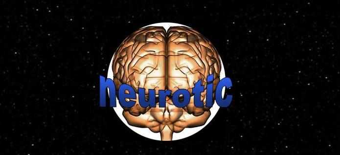 neurotic