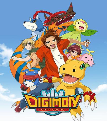 the Digiworld