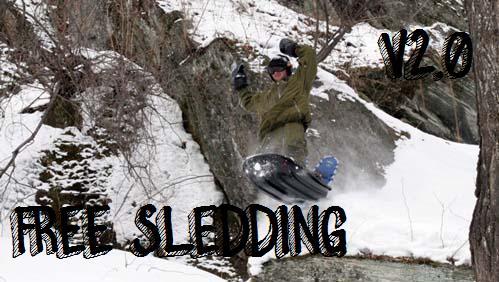Free Sledding