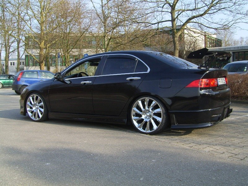 That´s Is My Accord Type S