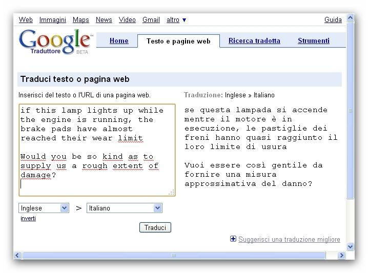 traduttore simultaneo online