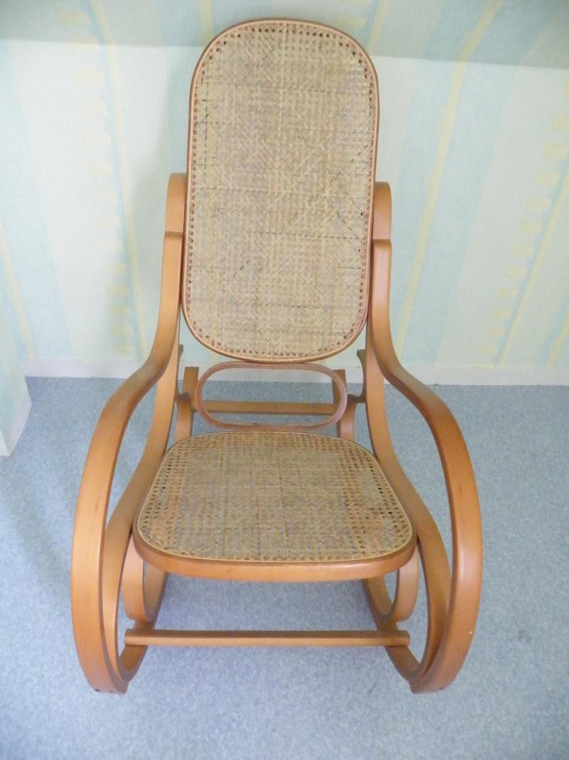 habiller un rocking chair. Black Bedroom Furniture Sets. Home Design Ideas
