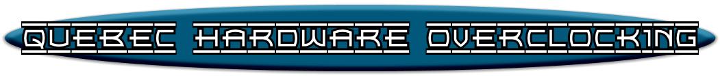 Quebec Hardware Overclock