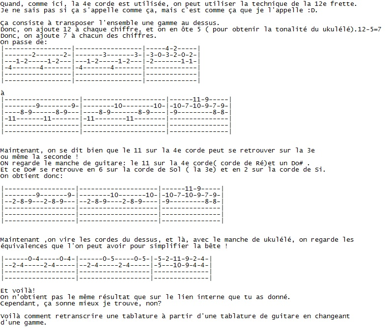 partition guitare zelda