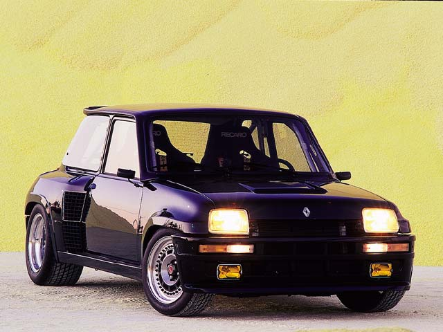 renault 5 turbo 2. Black Bedroom Furniture Sets. Home Design Ideas