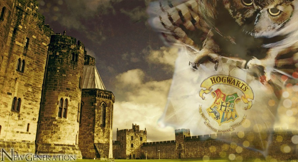 Hogwarts Tercera Generacion