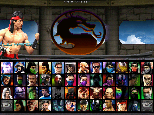 Mortal Kombat 9 MUGEN Edition  Обзор от Noob Smokа