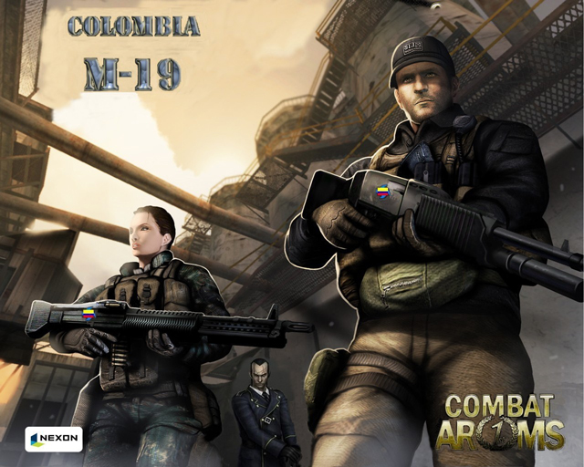 Colombia M19