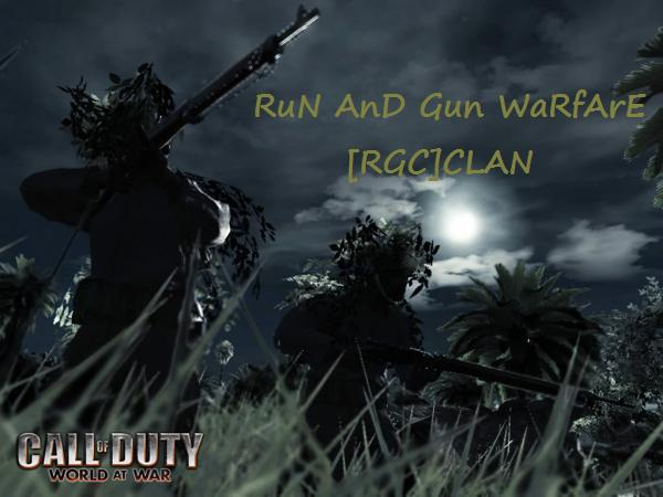 RuN aNd GuN WaRfArE