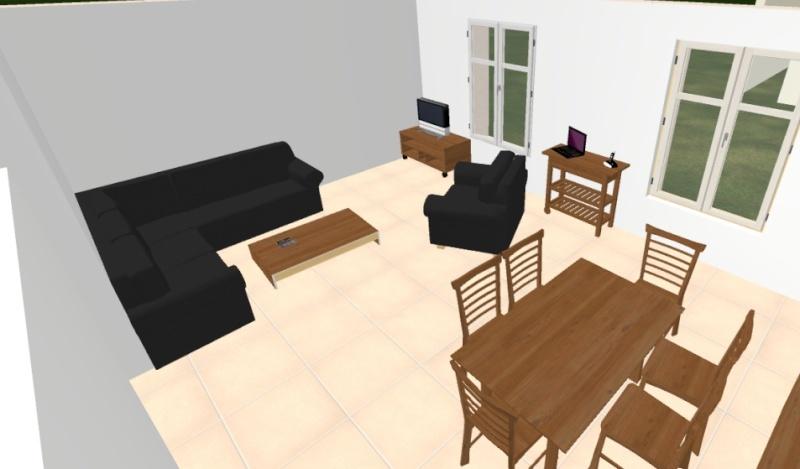 Transformation de notre salon salle manger for Quelle couleur pour le salon