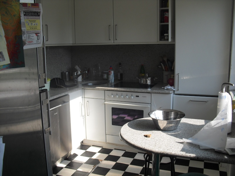 Optimiser une petite cuisine photos p 4 page 1 - Optimiser une petite cuisine ...
