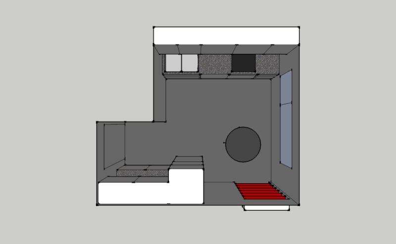 Optimiser une petite cuisine photos p 4 for Optimiser une petite cuisine