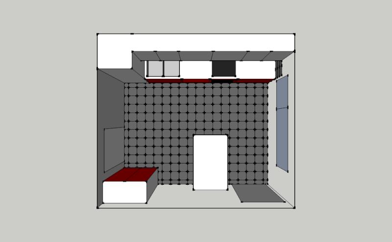 Optimiser une petite cuisine photos p 4 - Optimiser une petite cuisine ...