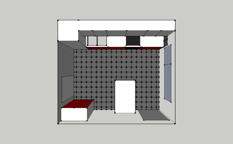 optimiser une petite cuisine photos p 4. Black Bedroom Furniture Sets. Home Design Ideas