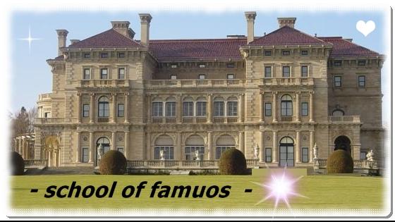 School Of Famous ♥