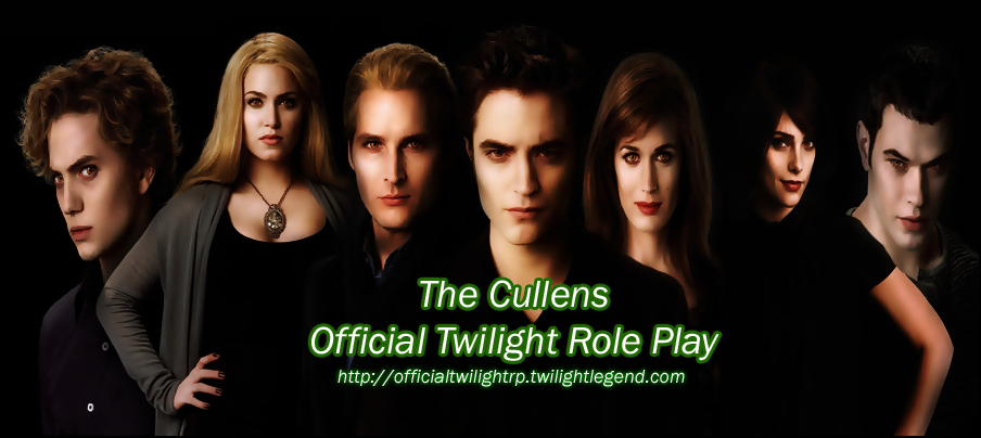 The Official Twilight Saga Roleplay