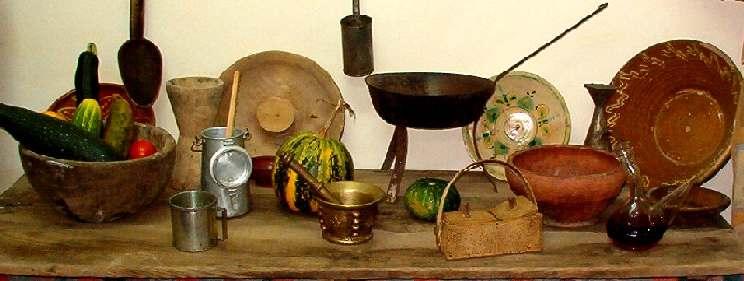Cocina de siempre...