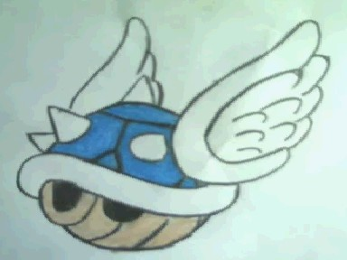 Mario drawings