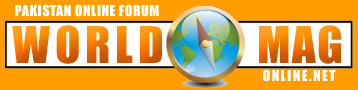Pakistan Online Forum | World Mag Online Pakistani Urdu Forum