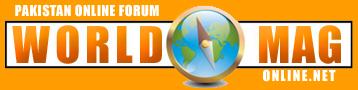 Pakistan Online Forum   World Mag Online Pakistani Urdu Forum